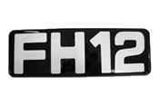 LETREIRO FH12 - GRADE SUPERIOR 874