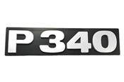 LETREIRO P340 Sc S5 MODERNO 330